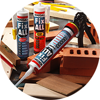 Soudal Fix All MS polymer sealant adhesives