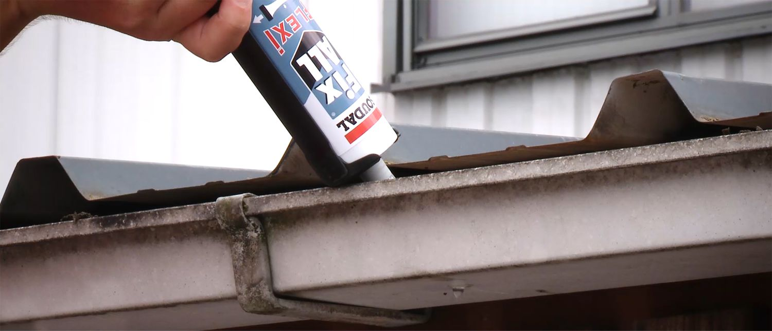 Fix All Flexi waterproofing sealant